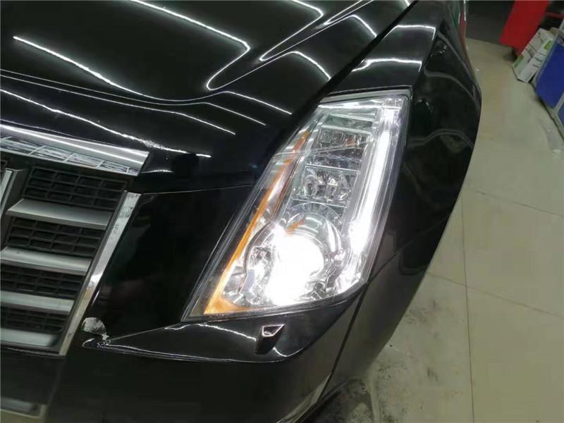 汉中改灯,汉中凯迪拉克CTS双门轿跑汽车大灯改装图片及视频 ...