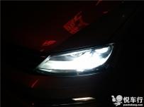 汉中速腾改装车灯,4月13日速腾改装大灯锐倍德N7透镜,欧司朗CBI氙气灯