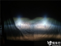 汉中五菱宏光改灯,悦车行3月10日改五菱宏光国产海拉五透镜汉雷氙气灯