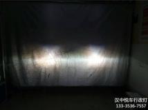 经典福克斯改装大灯锐倍德畅行透镜,升级天使眼日行灯