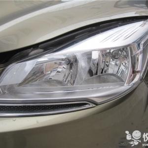 西乡大灯改装 西乡福特翼虎改装汽车大灯Q5透镜加装氙气灯