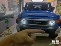 汉中昂科威改装LED双光透镜汽车大灯