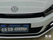 汉中本田URV车灯改装,URV大灯改装LED双光透镜