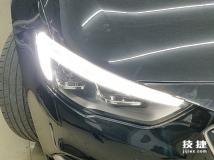 汉中GL8车灯升级改装锐倍德透镜,加装锐倍德氙气灯