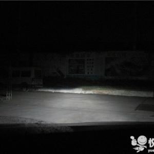 留坝汽车灯光升级 留坝标致508升级汽车大灯双光透镜改装氙气灯 ...