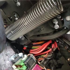 汉中奔驰改装,奔驰E260L升级原厂舒适进入
